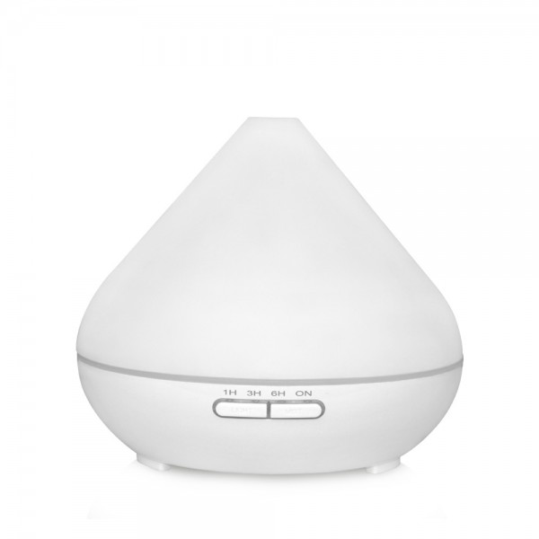 Aroma Diffuser Weiß mit LED Beleuchtung